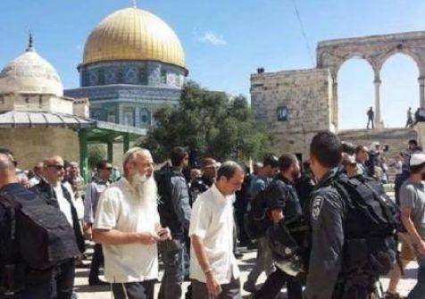 إدانات فلسطينية ودولية لاستباحة الأقصى: محاولة لتثبيت واقع جديد في المسجد