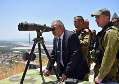 ليبرمان : عباس يخطط لقطع الكهرباء والمياه والرواتب عن غزة خلال ايام