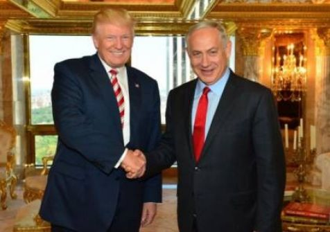 وزير اسرائيلي يزعم : ترامب ونتنياهو يتبنيان خطة السيسي لدولة فلسطينية في سيناء وغزة