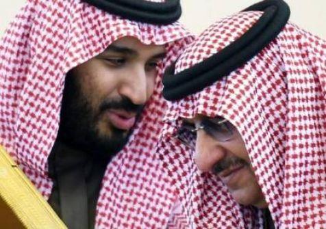 ليلة الانقلاب على ولاية العرش: هكذا استسلم محمد بن نايف عند الرابعة فجرا