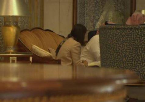 فيديو ..'بي بي سي' داخل فندق 'ريتز كارلتون' معتقل الامراء في الرياض