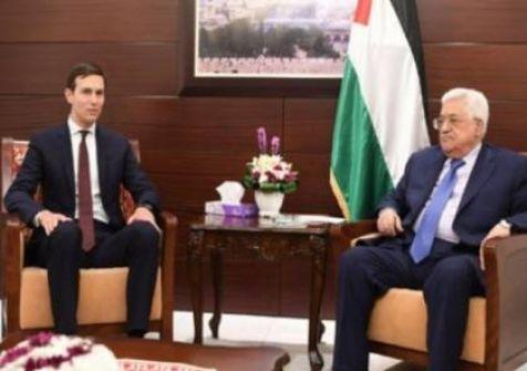 الكشف عن الرسائل التي نقلها كوشنير من خلال العمادي و ملادينوف لعباس بشأن غزة