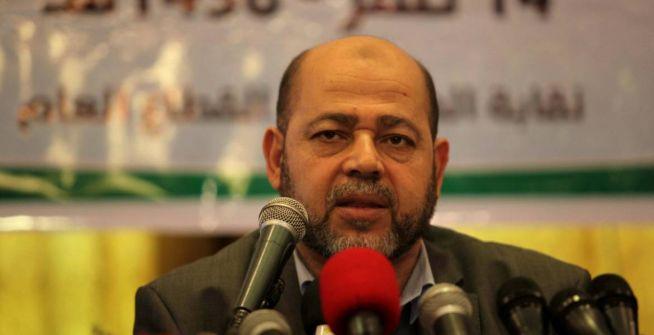 ابومرزوق :من يدير معبر رفح فلسطينيون وليس قوة احتلال