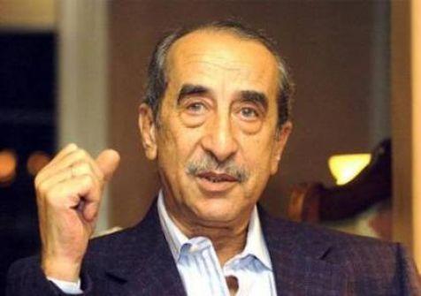 وفاة الاعلامي حمدى قنديل زوج الفنانة نجلاء فتحي عن 82 عاما