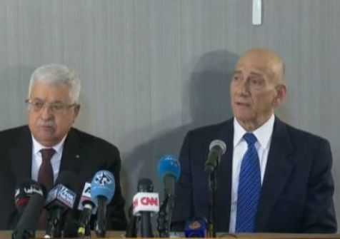 انتقادات شديدة وهجوم حاد على اجتماع الرئيس بـ'أولمرت': نتنياهو انحطاط تاريخي و غانتس يتنصل