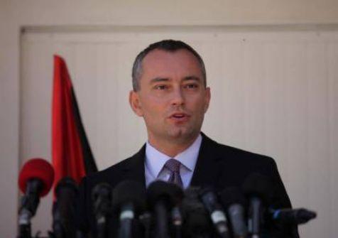 ميلادينوف : الفلسطينيون فقدوا الأمل بالحل السياسي وغزة على حافة الهاوية !