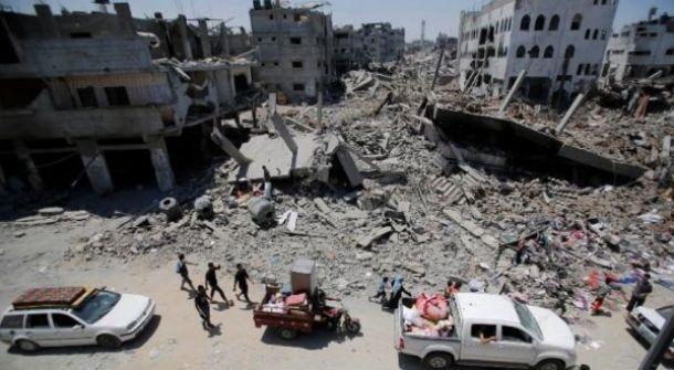 أونروا تصرف بدل إيجار ل8.500 عائلة متضررة بغزة