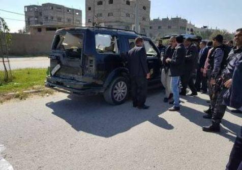 فتح تدين محاولة اغتيال الحمد الله وفرج وتحمل حماس المسؤولية الكاملة