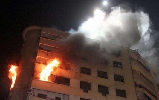 مصرع طفلة واصابة شقيقيها بحريق منزل في الخليل