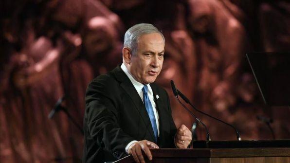 نتنياهو يدعو الفلسطينيين الى التفاوض لايجاد حل وسط