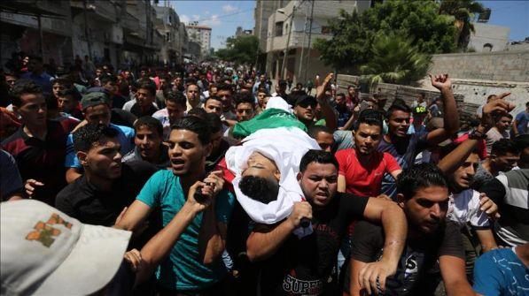 وزارة الاعلام:استشهاد 7 أطفال في الضفة وغزة منذ بداية 2020