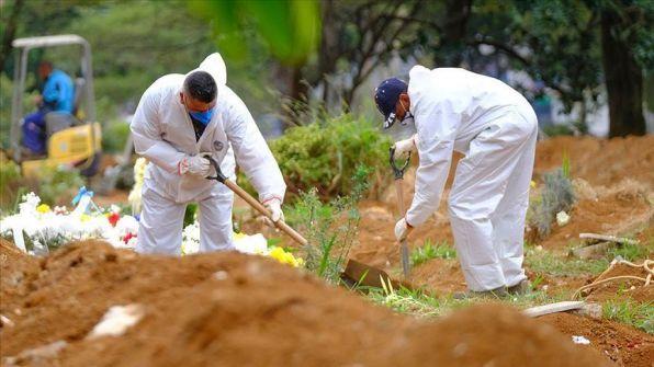ارتفاع كبير بعدد وفيات كورونا في البرازيل