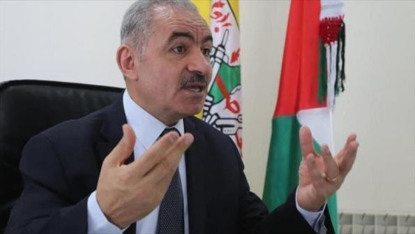 رئيس الوزراء الفلسطيني يعلن 'إعادة النظر' في الاعتراف بإسرائيل
