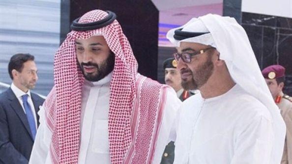 أميران يعيدان تشكيل الشرق الأوسط