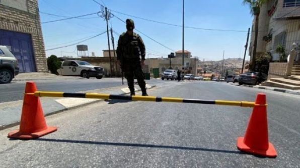 محافظ نابلس يمدد اغلاق قرية تل لتسجيلها اصابات بكورونا