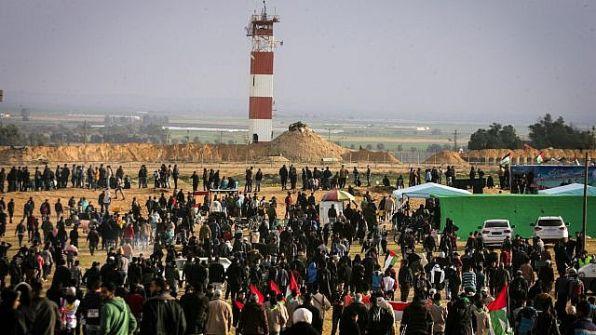 استعدادات للجمعة الـ 40 تحت شعار 'لن نساوم على حقنا'