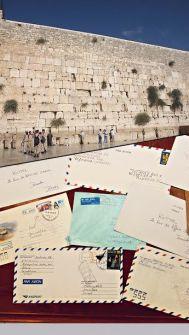رسائل بريدية إلى الله
