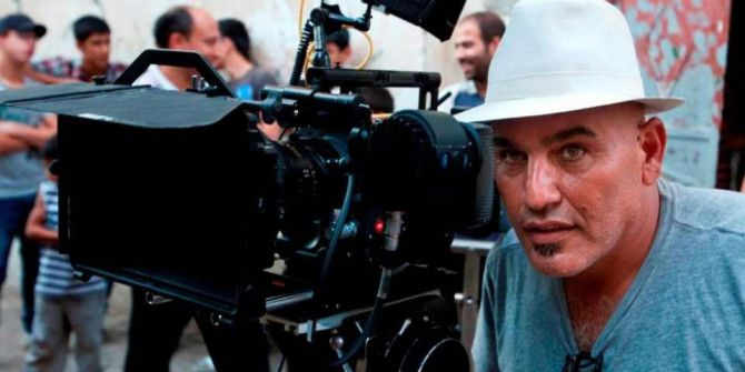 المخرج رشيد مشهراوي ممثلاً لفلسطين في اتحاد الفنانين العرب