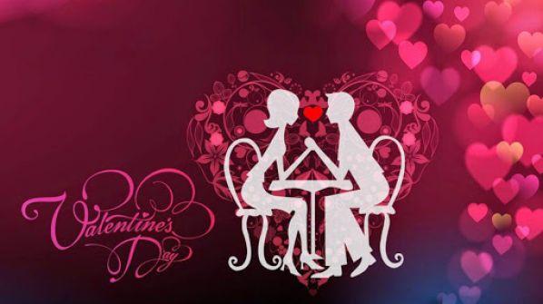 عيد الحب  -عبد الهادي شلا