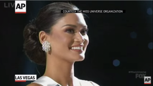 بالفيديو: بين ملكة جمال الفيليبين وملكة جمال كولومبيا... 'يا فرحة ما تمّت'