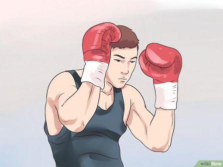 فيديو  لأول مرة في عالم الملاكمة.. ملاكم أمريكي يهرب من أمام منافسه النيجيري مع بداية النزال!