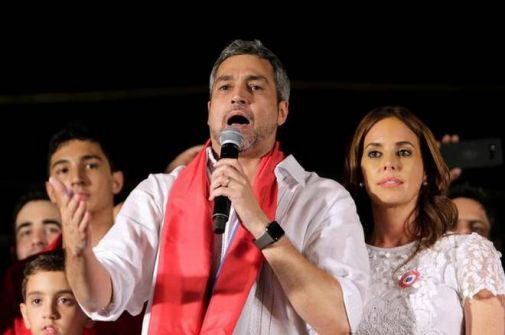 تل ابيب: رئيس باراغواي الجديد ' لبناني الأصل ' وجه ضربة قاسية لنتنياهو