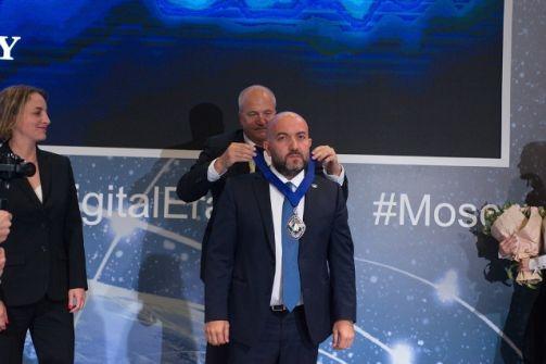 أول عربي يتولى هذا المنصب : اللبناني وليد موسى تسلّم رسمياً  رئاسة الإتحاد العقاري الدولي