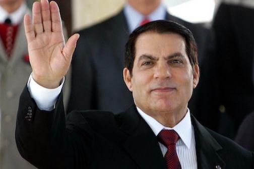 وفاة الرئيس التونسي الأسبق بن علي بمنفاه في السعودية