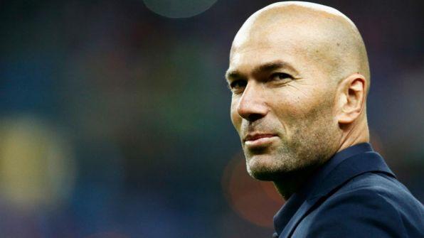 رسميًا.. زيدان مديرًا فنيًا لريال مدريد حتى 2022